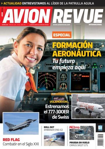 Avion Revue Internacional España Preview