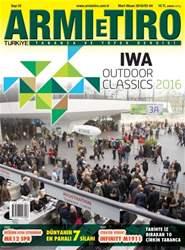 Armi E Tiro Mart/Nisan 2016 issue Armi E Tiro Mart/Nisan 2016
