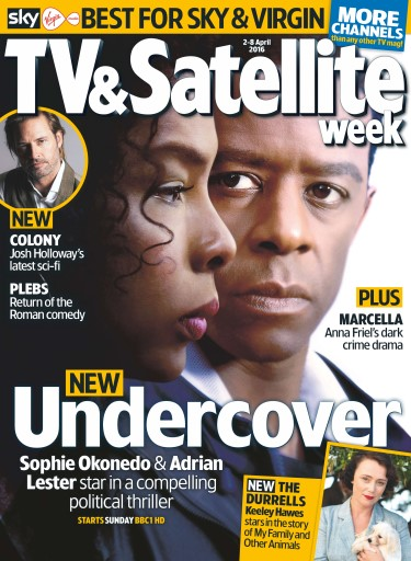 TV & Satellite Week Digital Issue