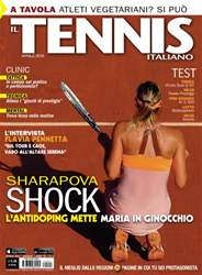 Tennis Italiano 4 2016 issue Tennis Italiano 4 2016
