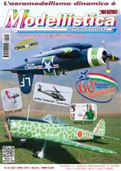Modellistica International Magazine Cover