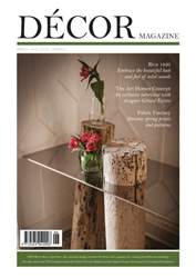 Decor Spring 2016 issue Decor Spring 2016