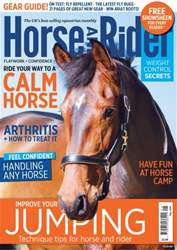 Horse&Rider Magazine – May 2016 issue   Horse&Rider Magazine – May 2016