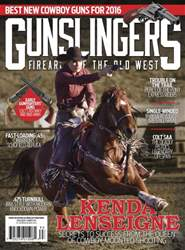 Gunslinger Summer 2016 issue Gunslinger Summer 2016