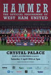 CRYSTAL PALACE  BPL issue CRYSTAL PALACE  BPL