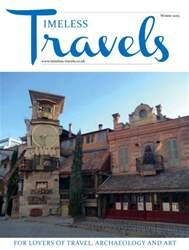 Timeless Travels Magazine Cover