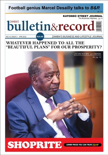 The Bulletin & Record Preview