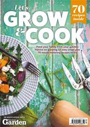 Let's Grow and Cook issue Let's Grow and Cook