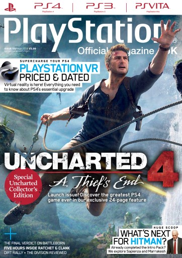 playstation official magazine uk edition may 2016 subscriptions