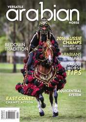 Versatile Arabian Horse March 2016 issue Versatile Arabian Horse March 2016