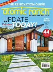 Atomic Ranch Presents Remodel Summer 2016 issue Atomic Ranch Presents Remodel Summer 2016