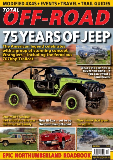 4x4 Magazine incorporating Total Off-Road Preview