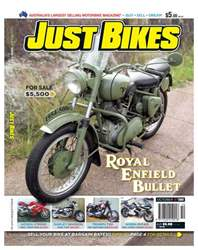 JUST BIKES Issue Oct 268 issue JUST BIKES Issue Oct 268