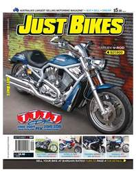 JUST BIKES Sept Issue 267 issue JUST BIKES Sept Issue 267