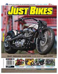 JUST BIKES July Issue 265 issue JUST BIKES July Issue 265