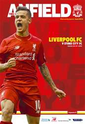 Liverpool v Stoke City 201516 issue Liverpool v Stoke City 201516