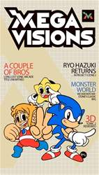Mega Visions Zero Issue issue Mega Visions Zero Issue