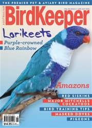 BirdKeeper Vol 29 Issue 2 issue BirdKeeper Vol 29 Issue 2