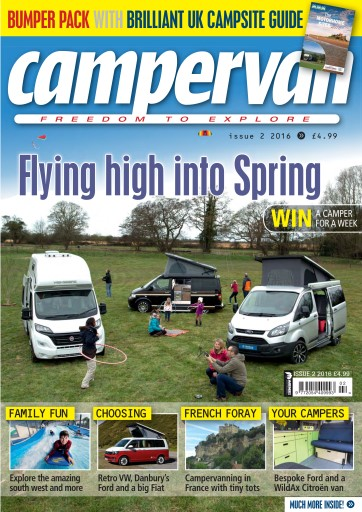 Campervan Preview