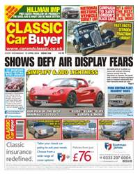No. 326 Shows Defy Air Display Fears issue No. 326 Shows Defy Air Display Fears
