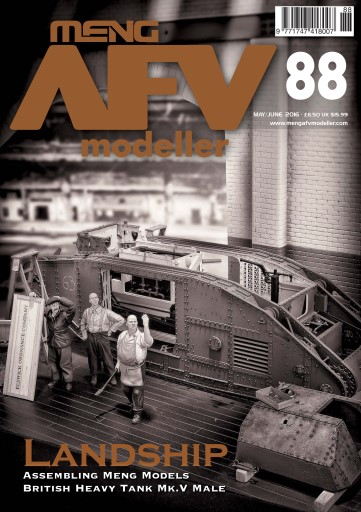 Meng AFV Modeller Digital Issue