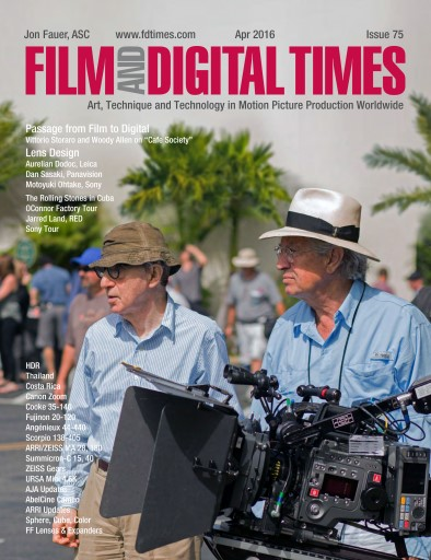 Film and Digital Times Digital Issue