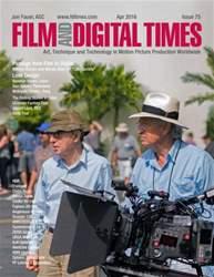 April 2016 issue April 2016