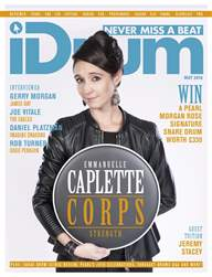 iDrum May 2016 issue iDrum May 2016