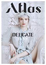 Atlas Magazine issue The Delicate Issue