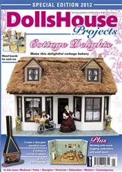 Dolls House Projects - Issue 3 issue Dolls House Projects - Issue 3