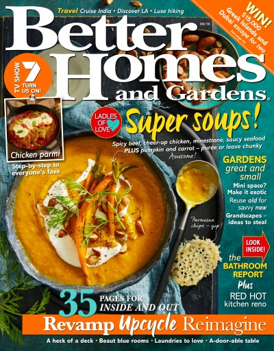 title cover preview better homes and gardens australia preview - Better Homes And Gardens Digital