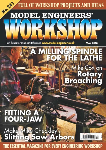 Model Engineers' Workshop Magazine Preview