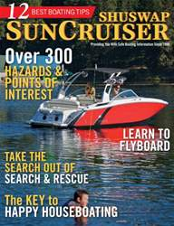 Shuswap 2016 issue Shuswap 2016