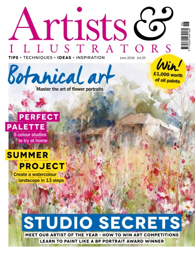 Artists & Illustrators Digital Issue