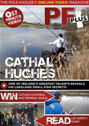 Pole Fishing Plus Magazine Cover