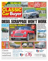 No. 327 Diesel Scrappage Won't Work issue No. 327 Diesel Scrappage Won't Work