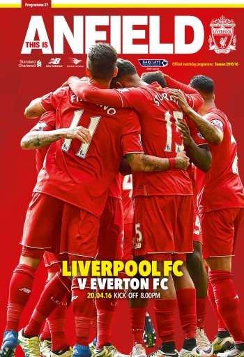 Liverpool FC Programmes Digital Issue