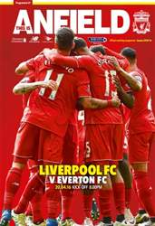 Liverpool v Everton issue Liverpool v Everton