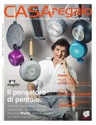 Casa & Regalo Magazine Cover