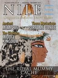 Nile Magazine Magazine Cover