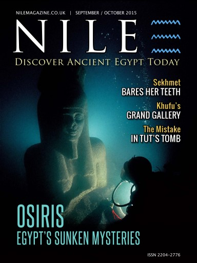 Nile Magazine Preview
