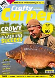Crafty Carper May 2016 issue Crafty Carper May 2016