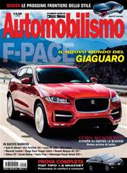 Automobilismo 5 2016 issue Automobilismo 5 2016