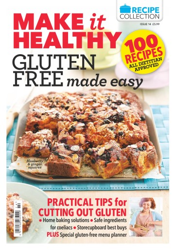 Healthy food guide magazine make it healthy issue 14 gluten free title cover preview healthy food guide preview forumfinder Images