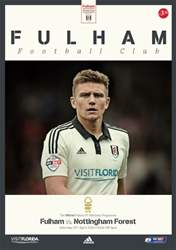 Fulham v N'Forest 2015-16 issue Fulham v N'Forest 2015-16