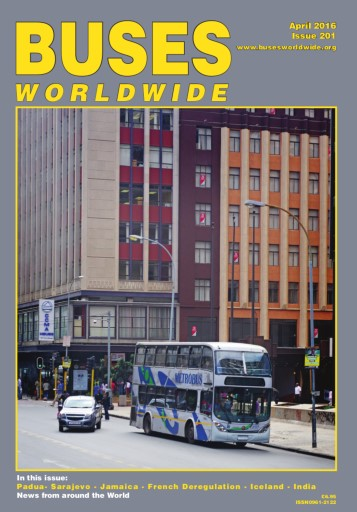 Buses Worldwide Preview