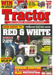 June 2016 Red & White issue June 2016 Red & White