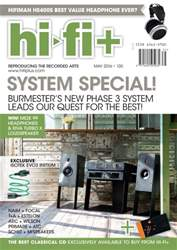 Hi-Fi+ Issue 135 issue Hi-Fi+ Issue 135