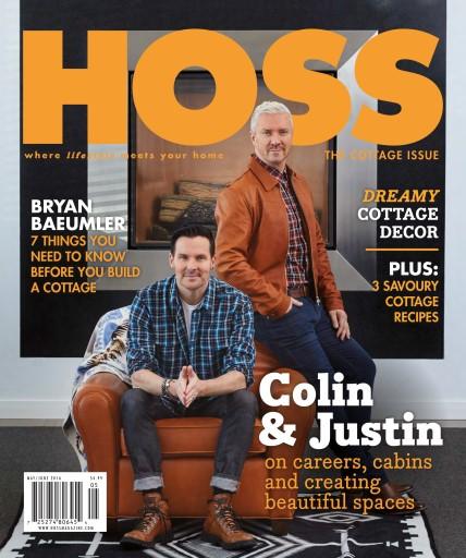 HOSS Magazine Preview
