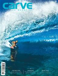 Carve Surfing Magazine issue 169 issue Carve Surfing Magazine issue 169